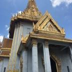 Tailândia: Bangkok: templos, budas e o Songkran