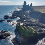 Islândia: o país do gelo e do fogo é cenário de filme.