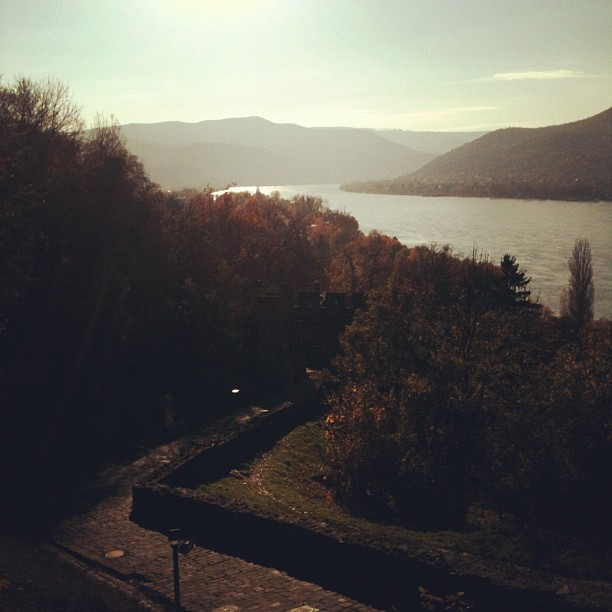 curva do Danúbio