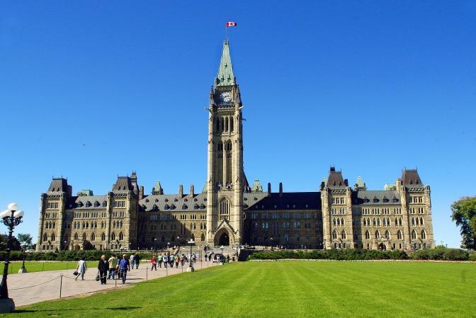 parlamento-ottawa-gótico