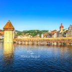A cidadezinha medieval e esquecida da Suíça: Berna