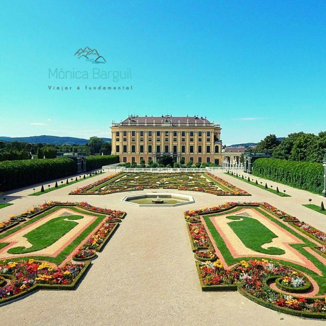 viagem internacional Viena