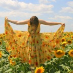 O vestido amarelo e a perda da inocência