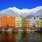 Innsbruck: muito mais que esportes de inverno