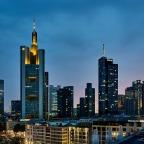 Frankfurt: o meio do caminho mais futurista