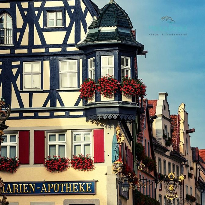 Rothenburg-conto-de-fadas-alemanha