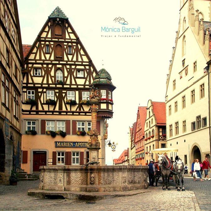 Rothenburg-cidade-conto-de-fadas