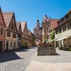 Um conto de fadas chamado Rothenburg